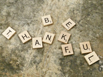 Be Thankful (Cindi Albright, Flickr)