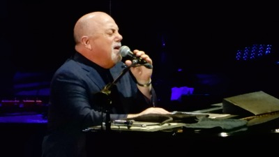 slgckgc, Billy Joel Performing at Madison Square Garden, 2018, (Source: flickr)
